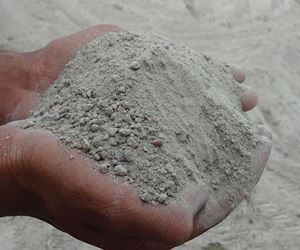 Limitations of Dry Classification of Sand